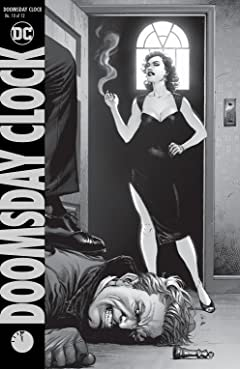 Doomsday Clock (2017-) #10
