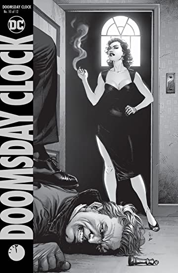 Doomsday Clock (2017-) No.10