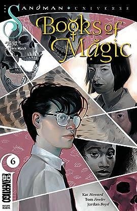 Books of Magic (2018-) #6