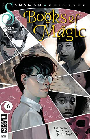 Books of Magic (2018-) No.6