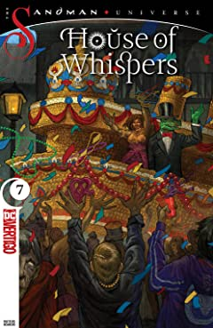 House of Whispers (2018-) #7