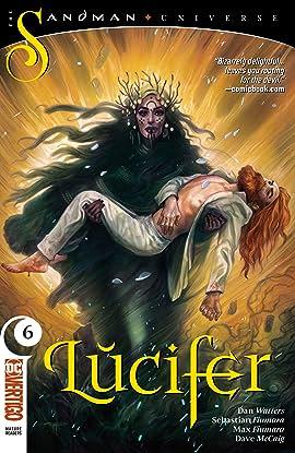 Lucifer (2018-) No.6