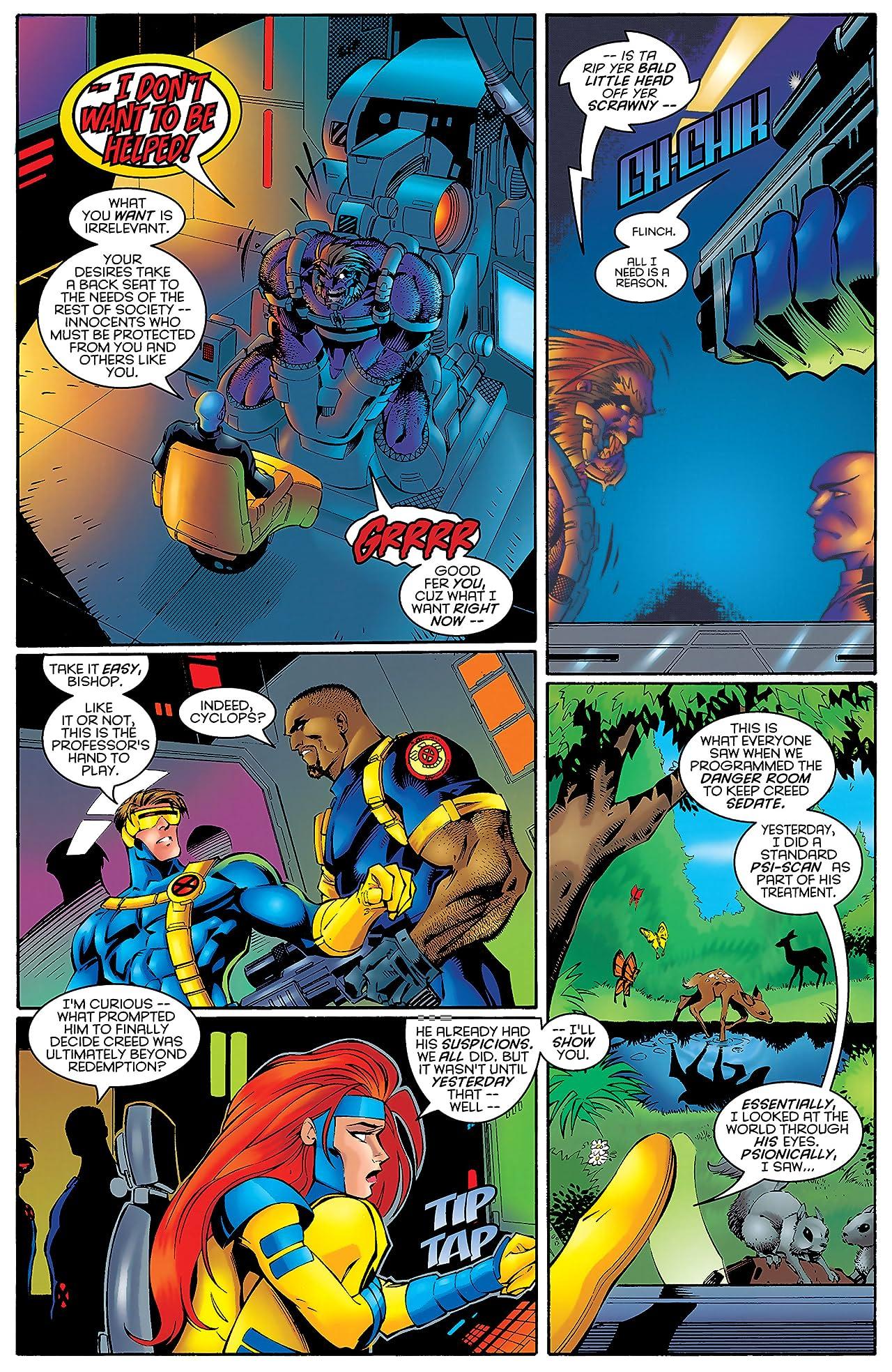 Uncanny X-Men (1963-2011) #328