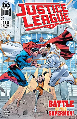 Justice League (2018-) No.20