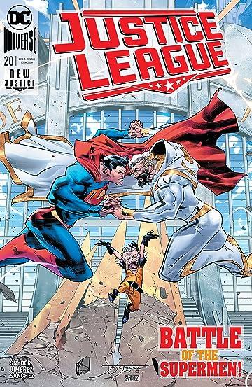 Justice League (2018-) #20