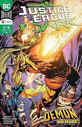 Justice League Dark (2018-) #9