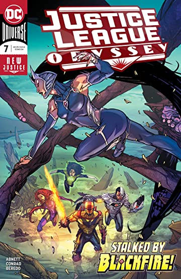 Justice League Odyssey (2018-) No.7
