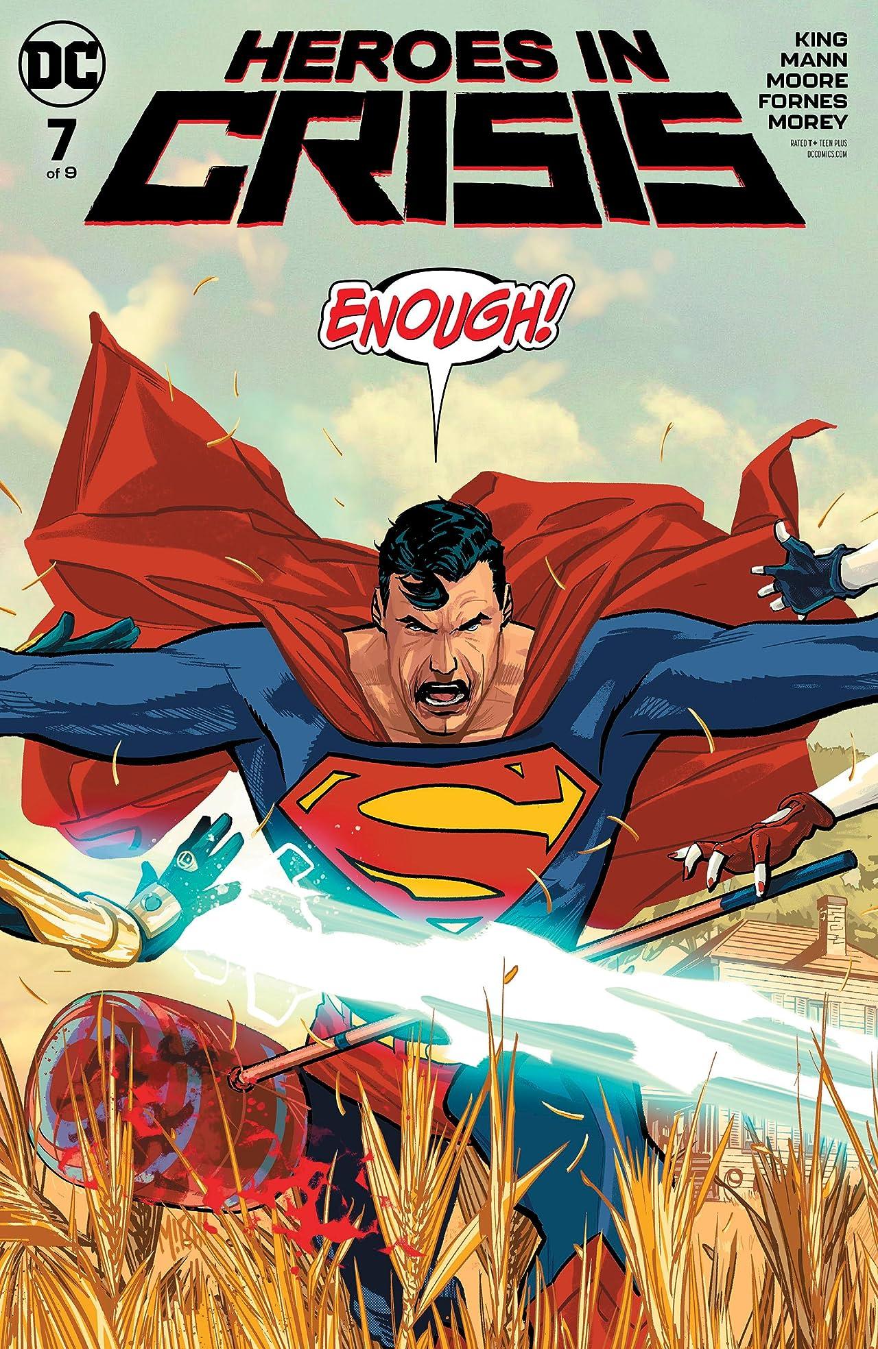 Heroes in Crisis (2018-) #7