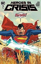 Heroes in Crisis (2018-2019) #7