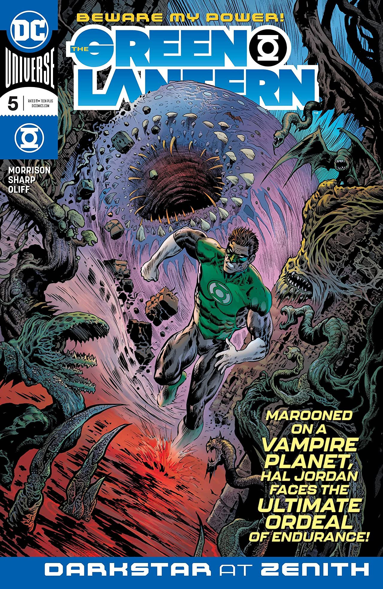 The Green Lantern (2018-) No.5
