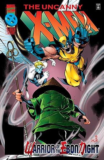 Uncanny X-Men (1963-2011) #329