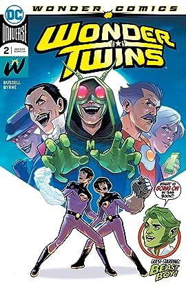 Wonder Twins (2019-) #2