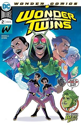 Wonder Twins (2019-) No.2