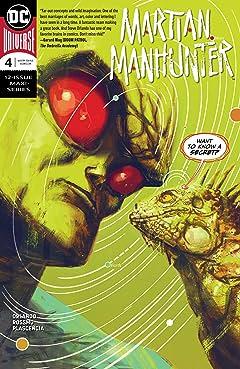 Martian Manhunter (2018-) #4