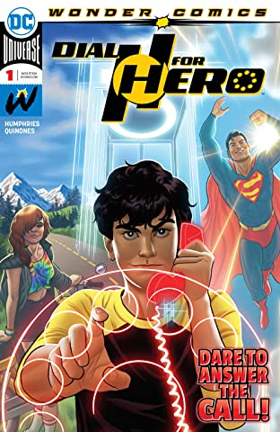 Dial H for Hero (2019-) No.1