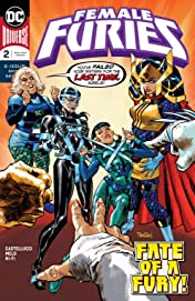 Female Furies (2019-) #2