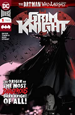 The Batman Who Laughs: The Grim Knight (2019) No.1