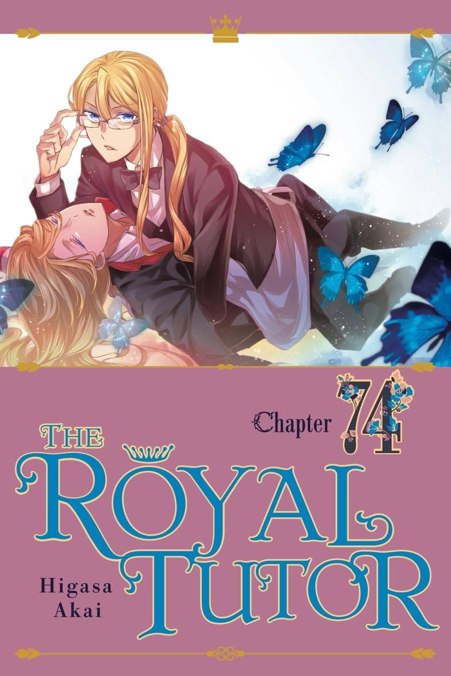 The Royal Tutor #74