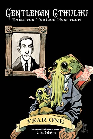 Gentleman Cthulhu: Year One