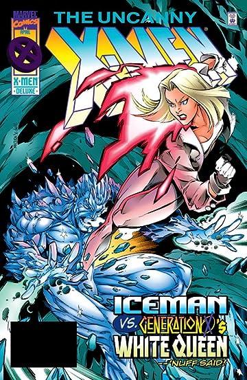 Uncanny X-Men (1963-2011) #331