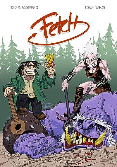 Fetch #1 - Comics by comiXology