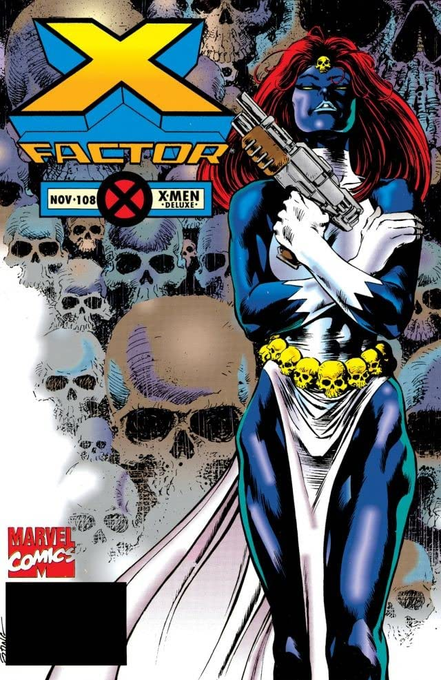 X-Factor (1986-1998) #108