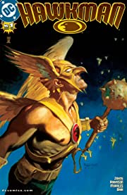 Hawkman (2002-2006) No.1