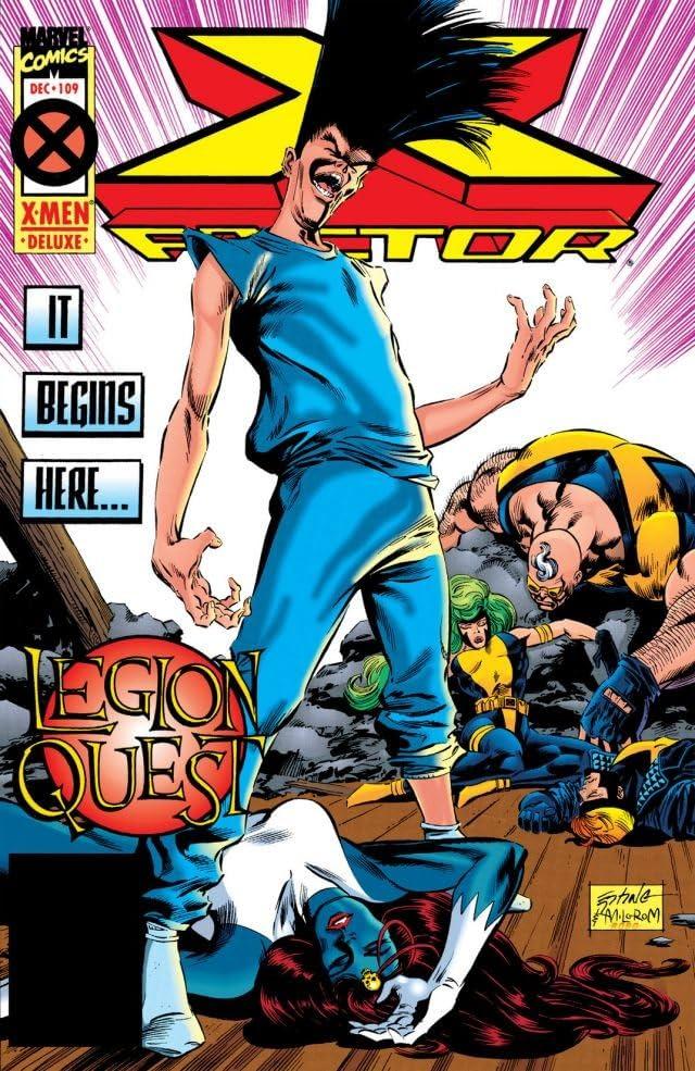 X-Factor (1986-1998) #109