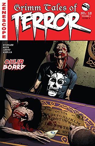 Grimm Tales of Terror Vol. 4 #12