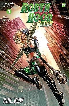 Robyn Hood: Outlaw #1
