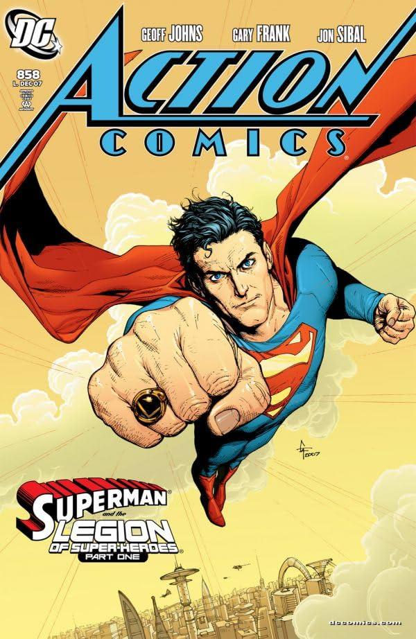 Action Comics (1938-2011) #858