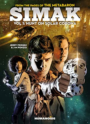 Simak Tome 1: Hunt on Solar Corona
