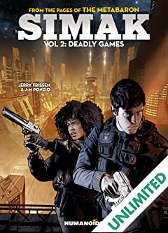 Simak Vol. 2: Deadly Games