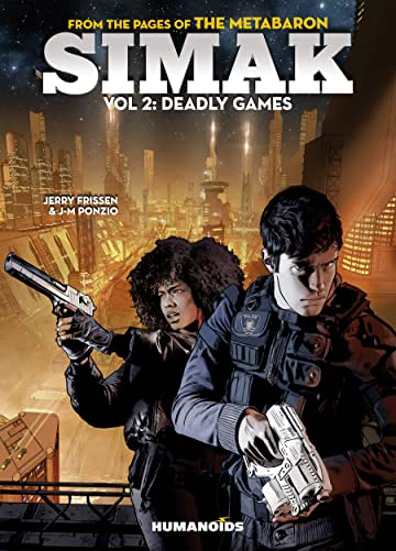 Simak Tome 2: Deadly Games