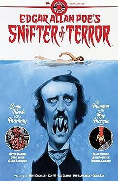Edgar Allan Poe's Snifter of Terror #4