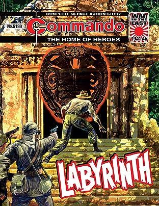 Commando No.5199: Labyrinth