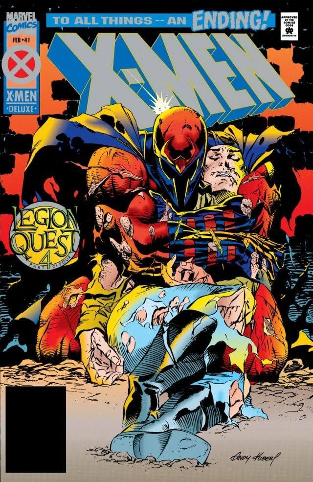 X-Men (1991-2001) #41