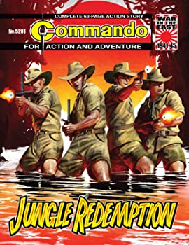 Commando #5201: Jungle Redemption