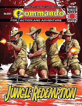 Commando No.5201: Jungle Redemption