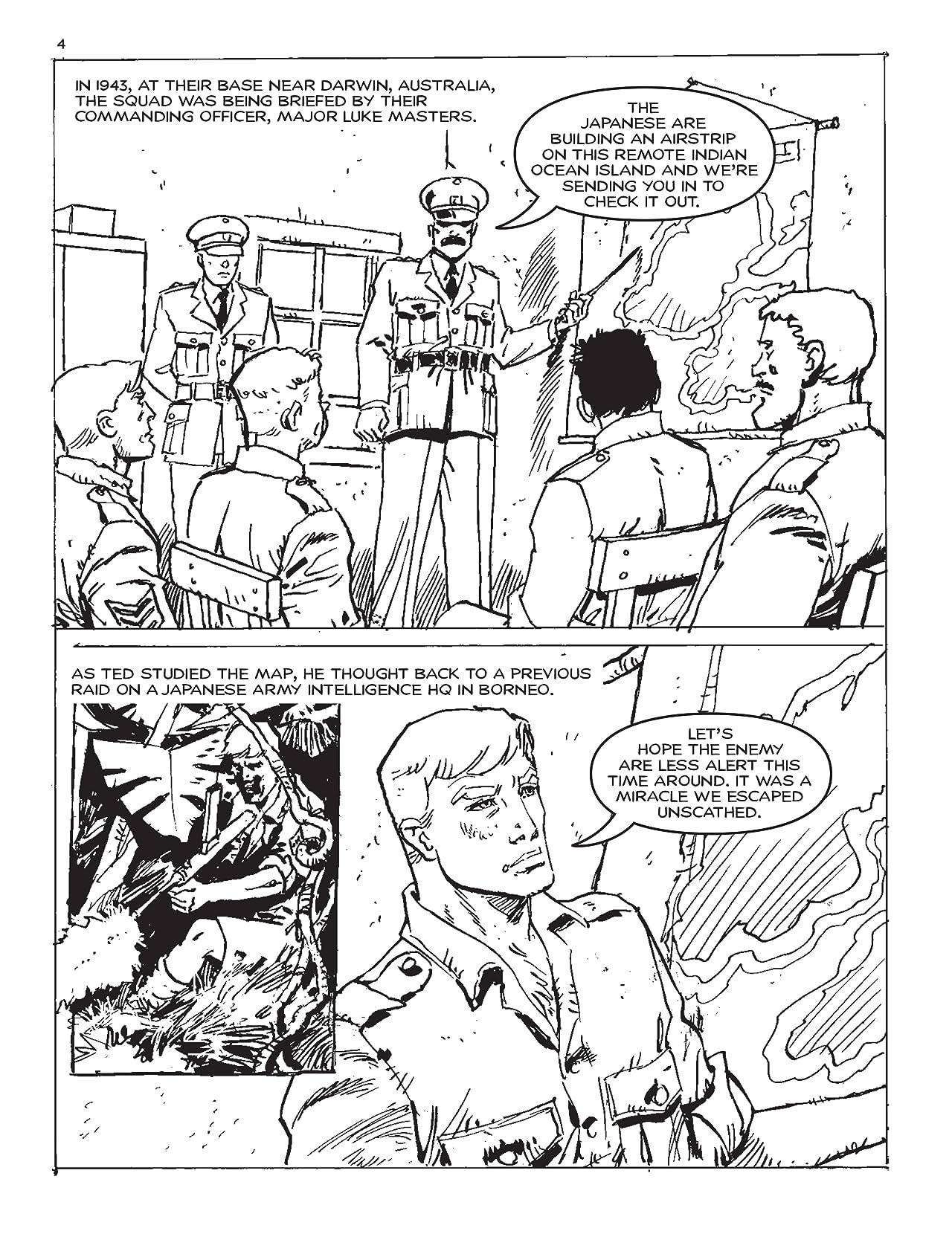 Commando #5201: Jungle Redemption