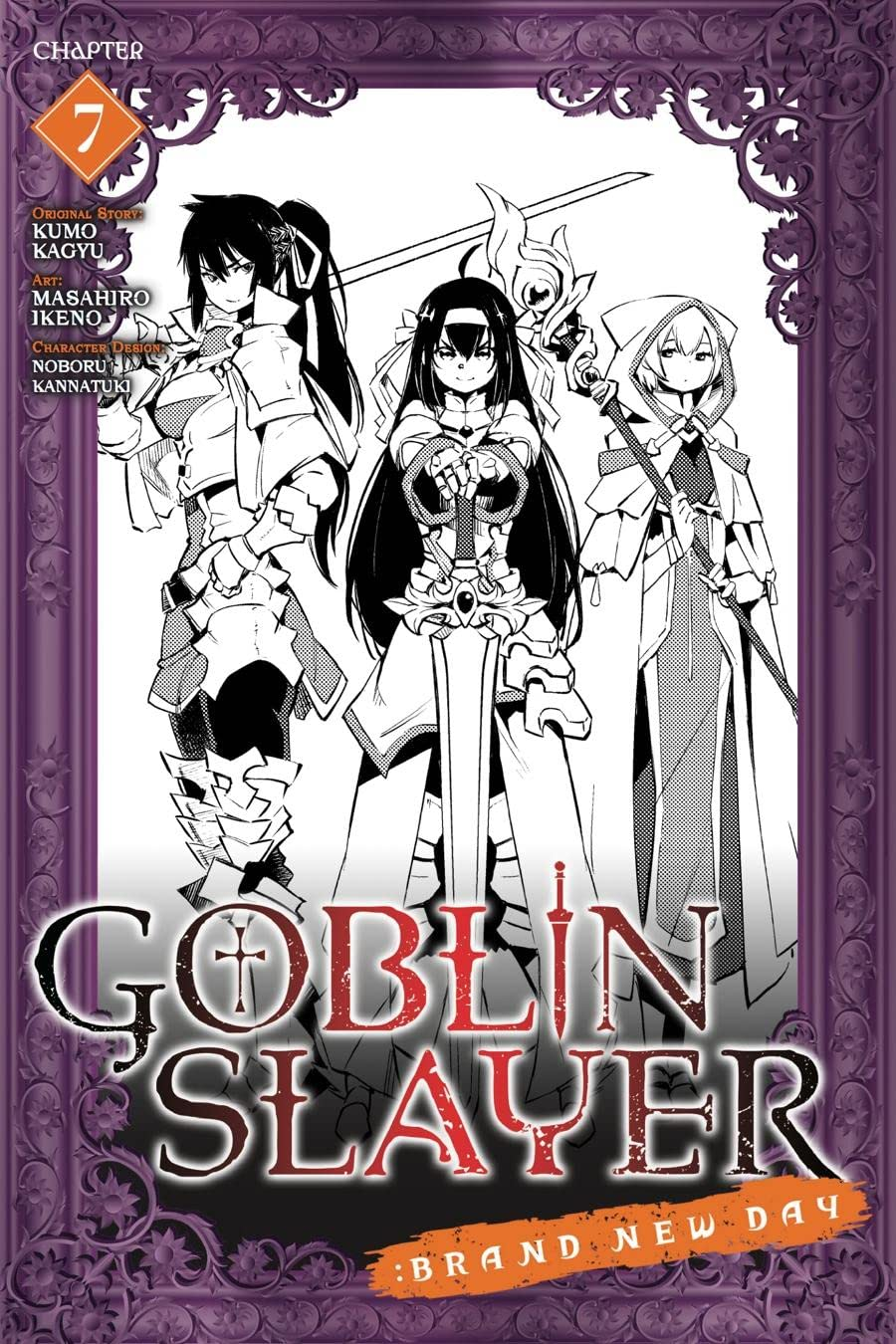 Goblin Slayer: Brand New Day #7