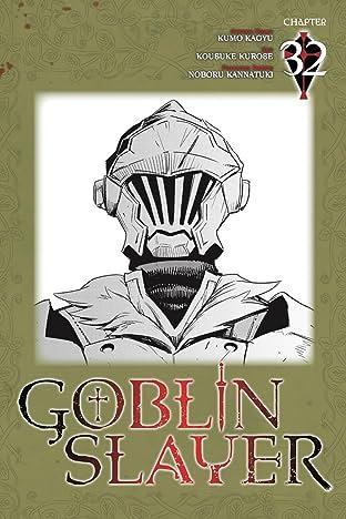 Goblin Slayer #32