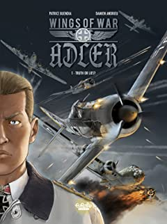 Wings of War Adler Vol. 1: Truth or Lies ?