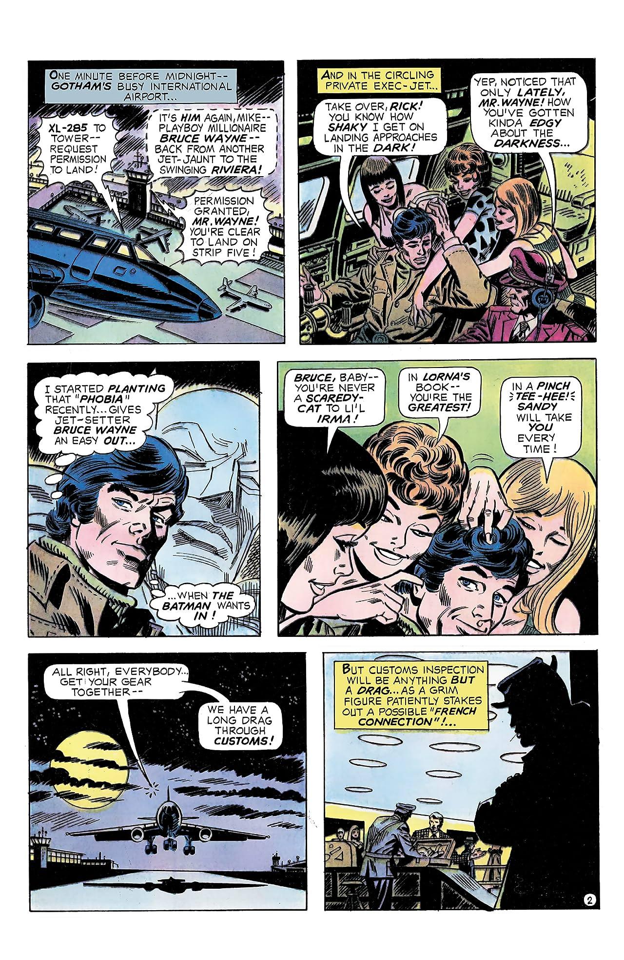 Detective Comics (1937-2011) #436
