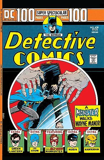 Detective Comics (1937-2011) #438