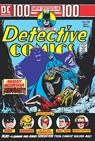 Detective Comics (1937-2011) #440