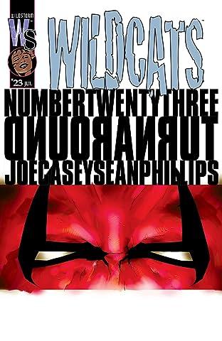 Wildcats (1999-2001) #23