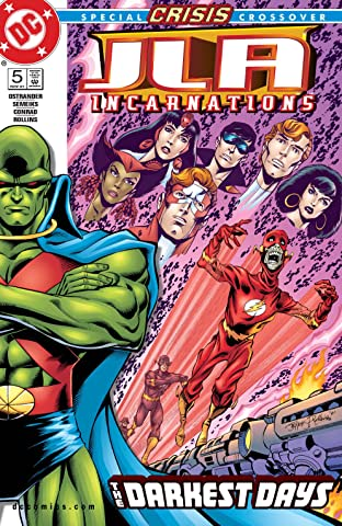JLA: Incarnations (2001-2002)  #5