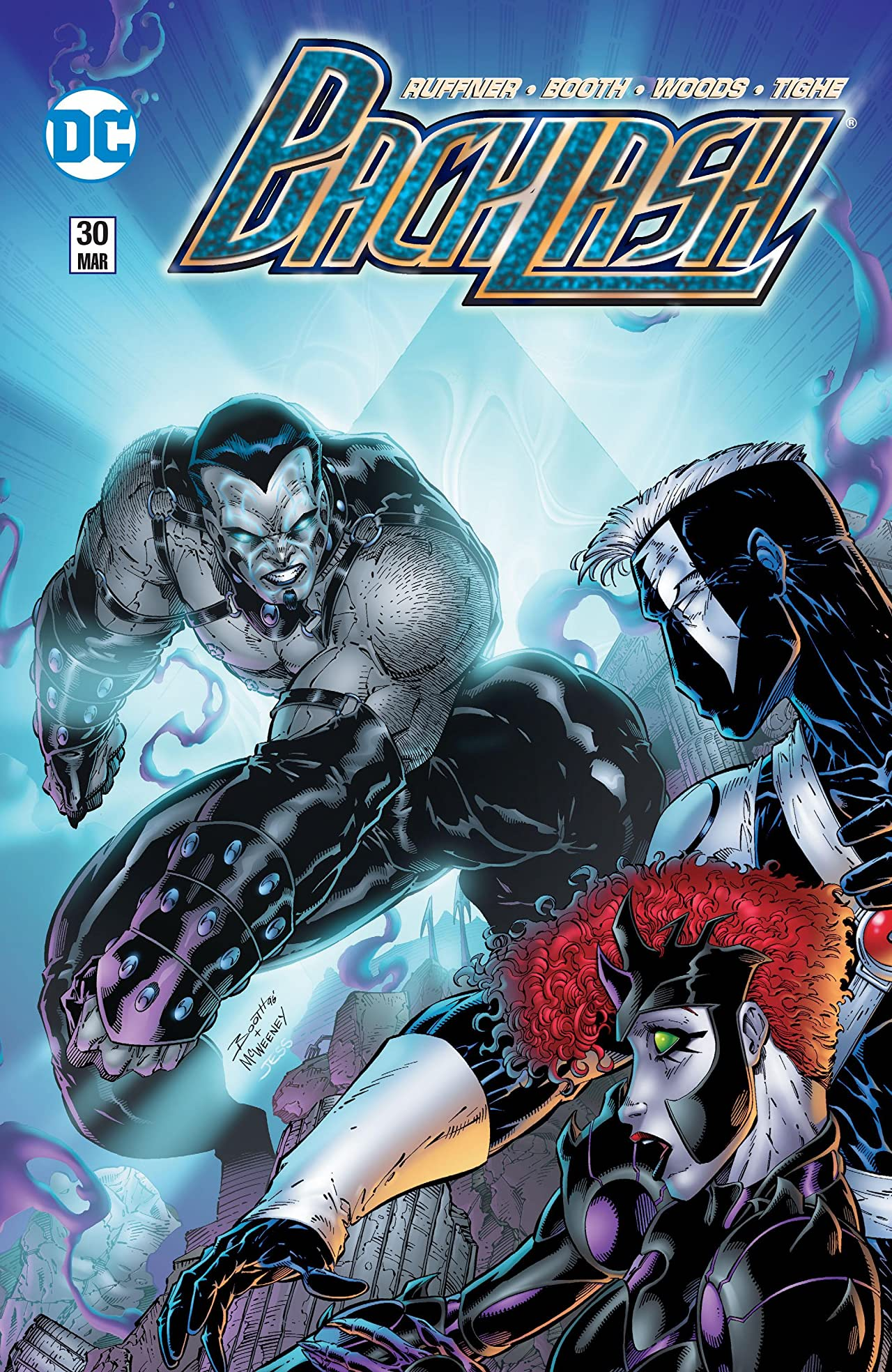 Backlash (1994-1997) #30