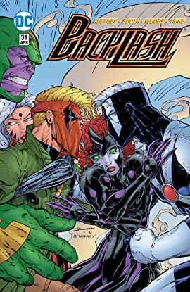 Backlash (1994-1997) #31